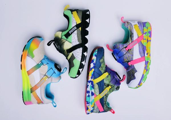 Girls of Blaze Sneakers